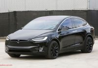 Tesla Model X New 2016 Tesla Model X P90d Review