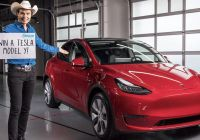 Tesla Model Y Price New You Can Win A Tesla Model Y Electric Suv for A Good Cause