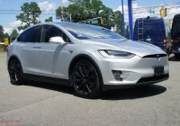 Tesla Moonroof New 2016 Tesla Model X P90d