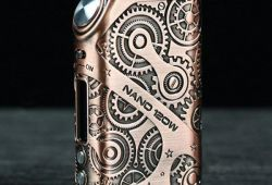 Luxury Tesla Nano Steampunk