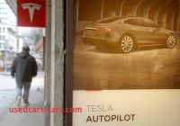 Tesla Nasdaq Luxury Tesla Driver In Fatal Crash Had Reported Problems before