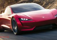 Tesla New Car Awesome Tesla Roadster 2020 the Quickest Car In the World Youtube