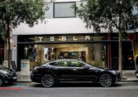 Tesla Online Store Luxury Tesla to Close Retail Stores Only Sell Cars Online Roadshow