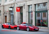 Tesla Online Store Luxury Will Tesla Stores Change the Future Of Car Sales