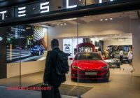 Tesla Online Store Unique Tesla is Closing Most Of Its Stores Will Only Sell