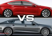 Tesla or Audi Awesome 2017 Tesla Model S Vs 2017 Audi A5 Sportback Youtube