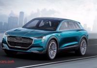 Tesla or Audi Lovely Audis Electric Suv Taking On Tesla Business Insider