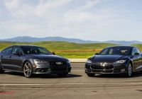 Tesla or Audi Lovely Shootout 2016 Audi S7 Vs 2016 Tesla Model S 90d Roadshow