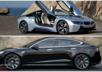 Tesla or Bmw Fresh Bmw and Tesla Met Up to Discuss the Future Of Electric