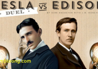 Tesla or Edison New Tesla Vs Edison Duel Makes the War Of Currents A 2 Player