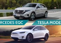Tesla or Mercedes Fresh Mercedes Benz Eqc Vs Tesla Model X Quick Comparison Youtube