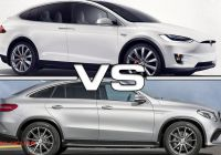 Tesla or Mercedes Fresh Tesla Model X Vs Mercedes Amg Gle63 Coupe Youtube