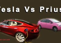 Tesla or Prius Best Of Tesla Vs Prius Youtube