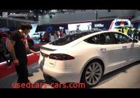 Tesla P100d Harga Luxury Fi Review Tesla Model S P100d Indonesia Youtube