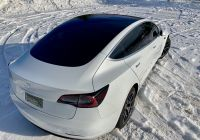 Tesla Paint issues Awesome Tesla Model 3 Glass Roof