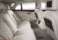 Tesla Perks Awesome 2015 Bentley Mulsanne Interior