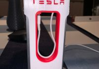 Tesla Perks Luxury Tesla Supercharger Phone Charger by Robpfis07 Thingiverse
