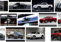 Tesla Pickup Teaser Awesome Tesla Cybertruck Launch Date Specs and Details for