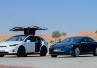 Tesla Qatar Unique Tesla Launches In the Uae with Model S and Model X