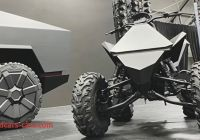 Tesla Quad Bike Awesome Could the Tesla Cyberquad Usher In A New Era Of Silent