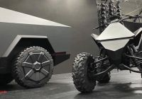 Tesla Quad Price New Watch Tesla Electric atv Prototype Silently Crawl In Rare