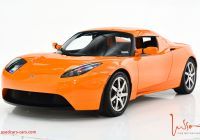 Tesla Roadster 2008 Awesome 2008 Tesla Roadster Ebay