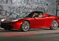 Tesla Roadster 2008 Best Of Used 2008 Tesla Roadster for Sale Pricing Features