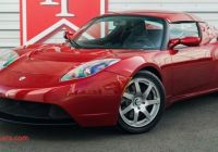 Tesla Roadster 2008 New 2008 Tesla Roadster is Classiccars Com Pick Of the Day