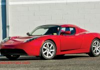 Tesla Roadster 2008 New Sports Car Market Keith Martins Guide to Car Collecting