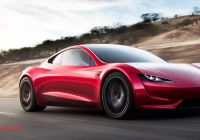 Tesla Roadster 2020 Awesome Tesla Roadster 2020 3 Things We Learned About Elon Musks