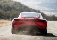 Tesla Roadster Acceleration Luxury This is What A Tesla Roadster Hitting 100 Km H In 1 1 Second