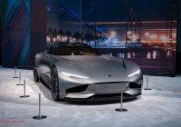 Tesla Roadster Horsepower 2020 Beautiful the 1 100 Horsepower Concept Previews Karma S Up Ing