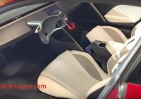 Tesla Roadster Interior Lovely Thanks to Teslas Autonomy Day We Get to See the Real