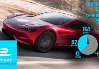 Tesla Roadster top Speed Lovely New Tesla Roadster top Speed Acceleration Facts Stats