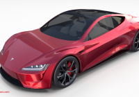 Tesla Semi Awesome Tesla Roadster 2020 with Interior and Chassis