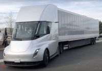 Tesla Semi Lovely Tesla Semi Receives order Of 30 More Electric Trucks From