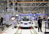 Tesla Shanghai Factory Best Of Tesla Posts $105 Million Profit for Quarter Extending