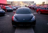 Tesla Share Price Luxury Elon Musk Proves Model 3 Production is Way Harder Than