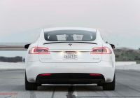 Tesla Share Price New A Closer Look at the 2017 Tesla Model S P100d S Ludicrous