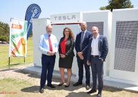 Tesla solar Power New the Western Australian Government Bought A Tesla Battery for