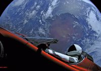 Tesla Space Car New Tesla S Starman May Infect Outer Space Journalist Swapna
