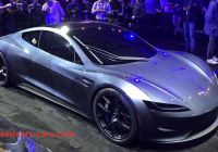 Tesla Specs Beautiful the Specs for Teslas New Roadster are Bananas Twistedsifter