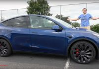 Tesla Stock Message Board Awesome Doug Demuro Tests Tesla Model Y with 7 Seats It S the Best