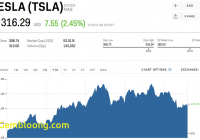 Tesla Stock Price Luxury Buckle Up Tesla is Going to Face Extreme Volatility In