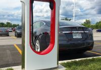 Tesla Supercharger Awesome Tesla Opens 10000th Supercharger Cleantechnica