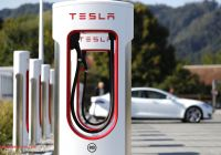 Tesla Supercharger Fresh Tesla Plans to Roll Out Its Next Gen Supercharger In 2019
