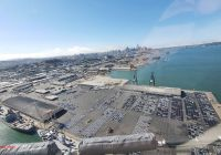Tesla Supercharger V3 Locations Elegant Latest Aerial Photos Of the Port Of Sf Show Thousands Of