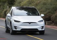 Tesla Suv Beautiful First Drive the New Tesla Model X Suv Has some Surprises