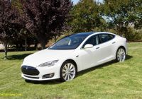 Tesla to A/m Elegant Tesla Model S Adds Executive Rear Seating Package