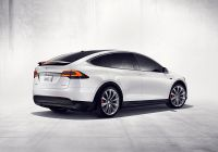 Tesla to A/m Inspirational the Tesla Model X Will Cost the Same as Model S In